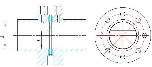 圆缺孔板的外形结构